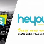 heyou will be present at CES 2019, Las Vegas